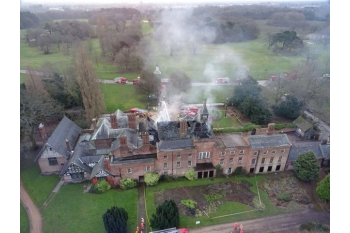 Wythenshawe Hall Fire Appeal 2016