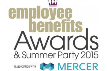 Employee Benefits Awards Party 12th June 2015