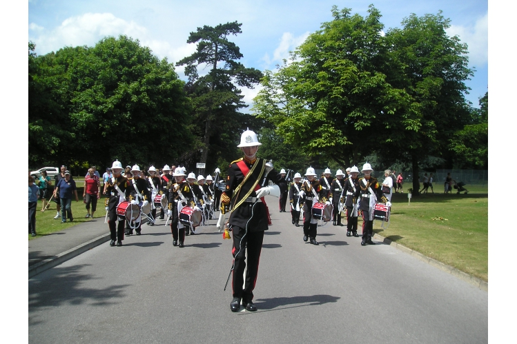 Sandhurst & District Corps of Drums