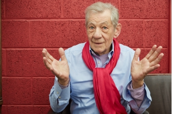 Ian McKellen Live On Stage