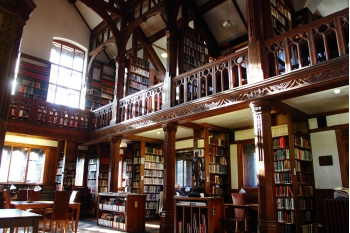 Gladstone's Library